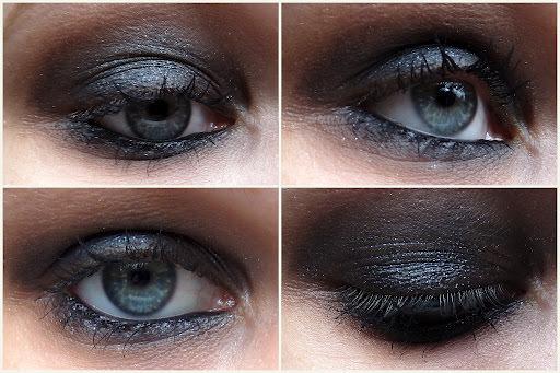 Barbara Palvin blaue Augen Smokey Eyes Nude Lippen