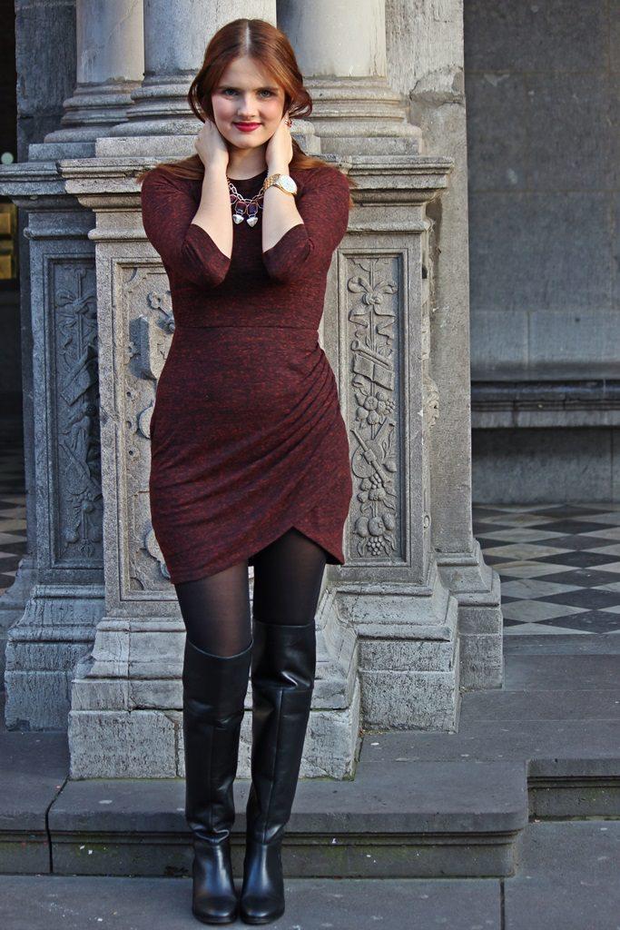 Meamp; Overknee Boots My Zara OutfitMeet WE2IHYD9