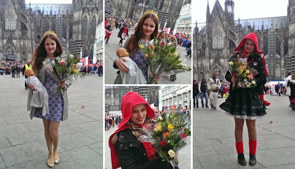 Rosenmontagsumzug in Köln – Dr' Zoch kütt