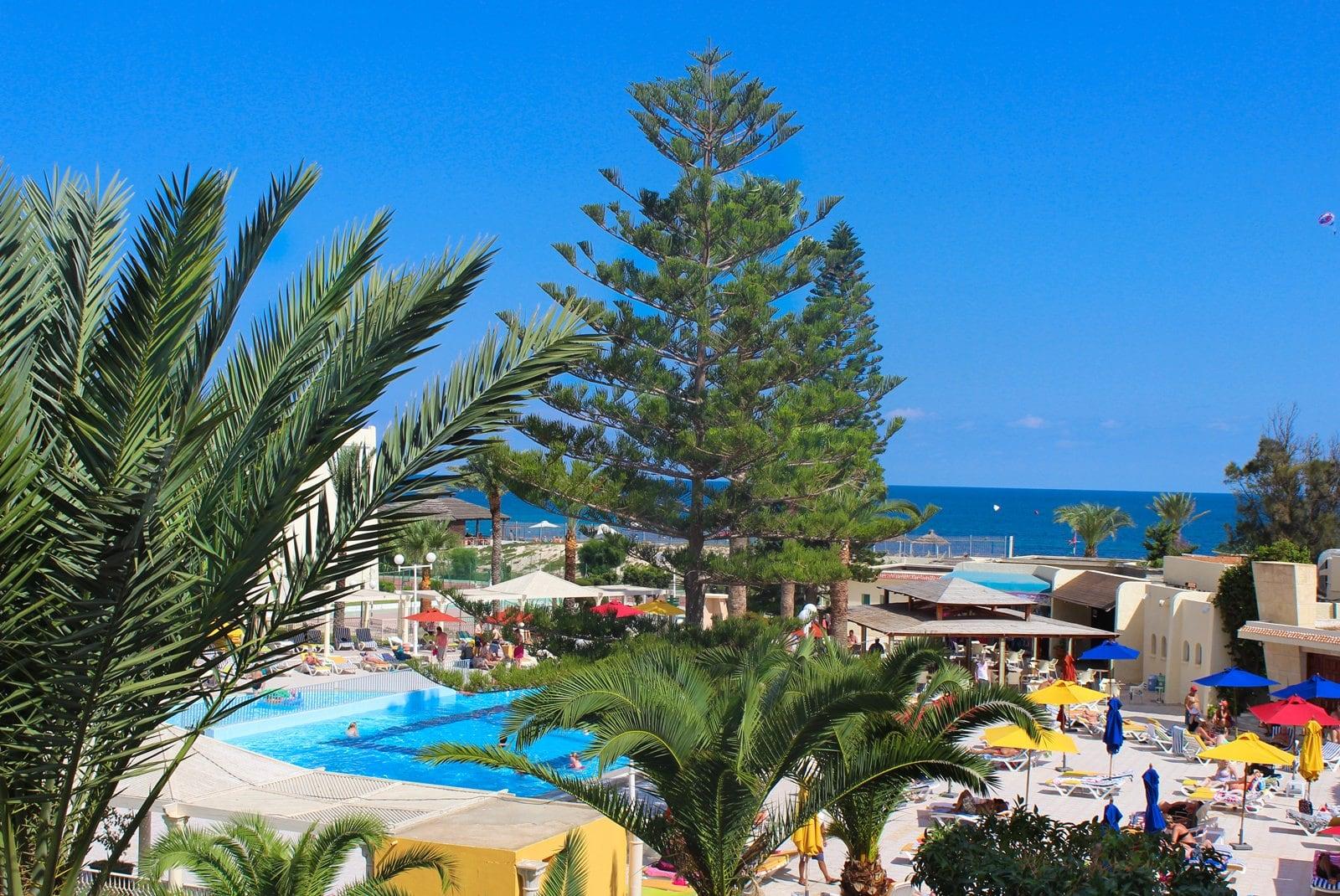 Postcards from Tunisia: Dessole Resort in Port el Kantaoui