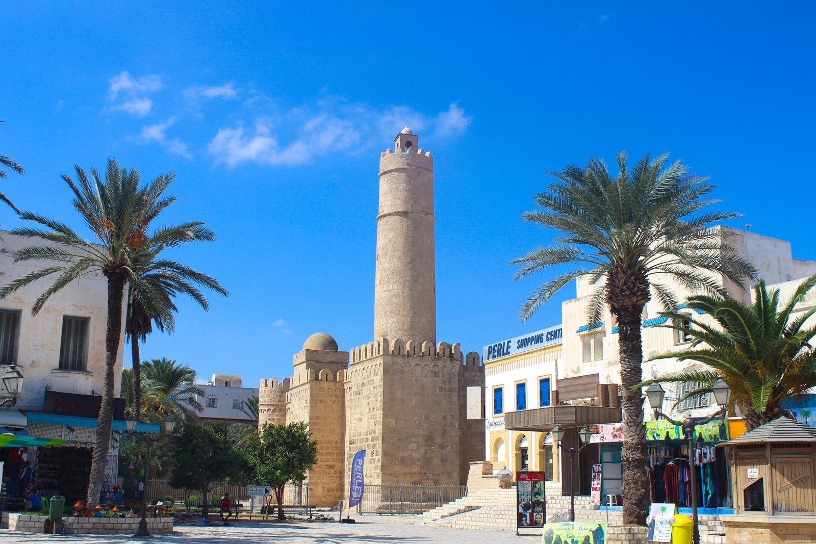 Orientalisches Flair in Sousse