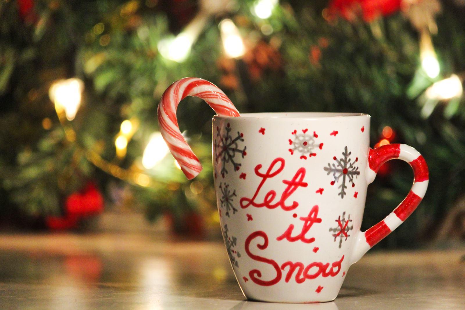 DIY Christmas Mug Selfmade