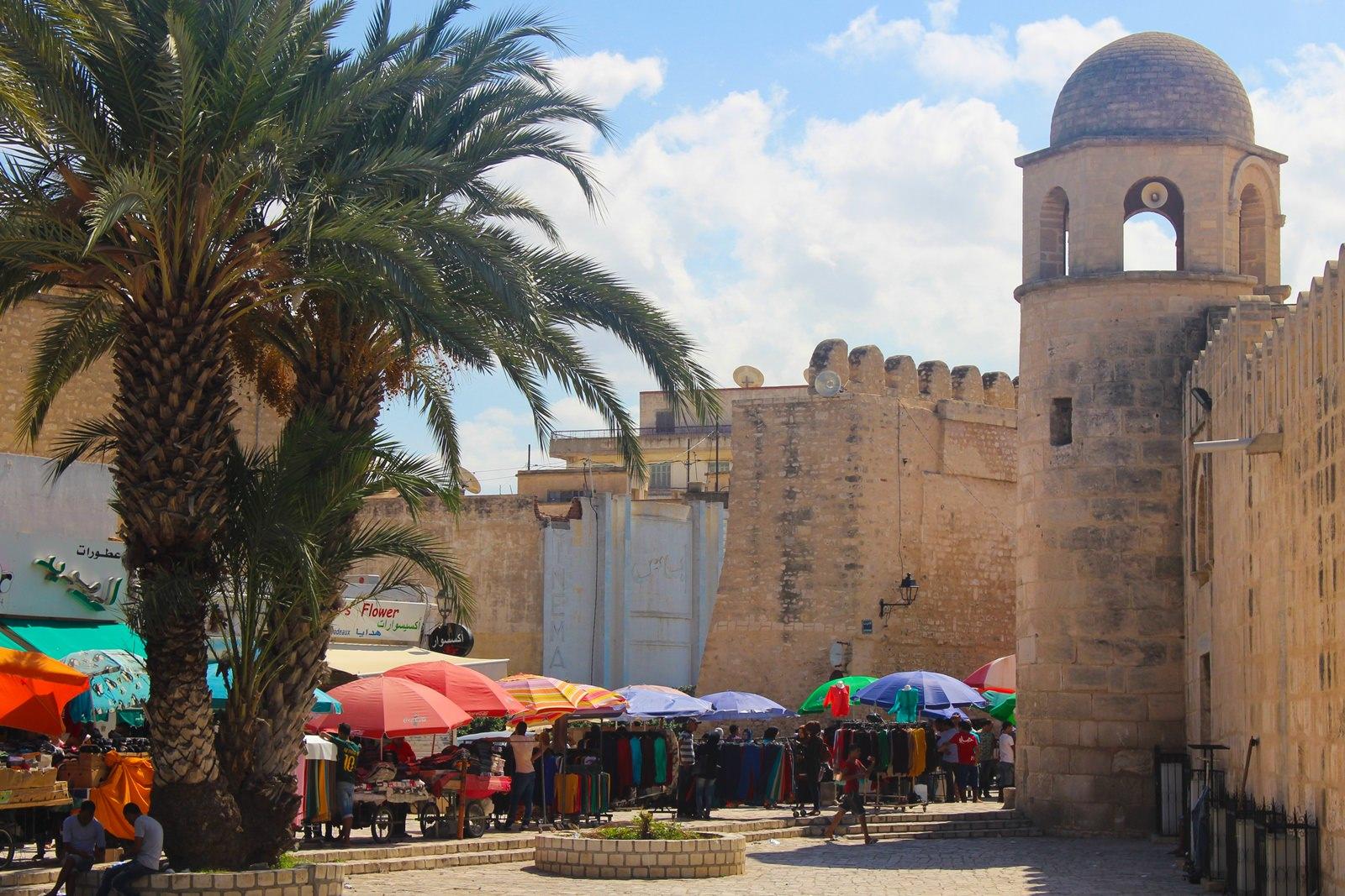 Bazar in Sousse