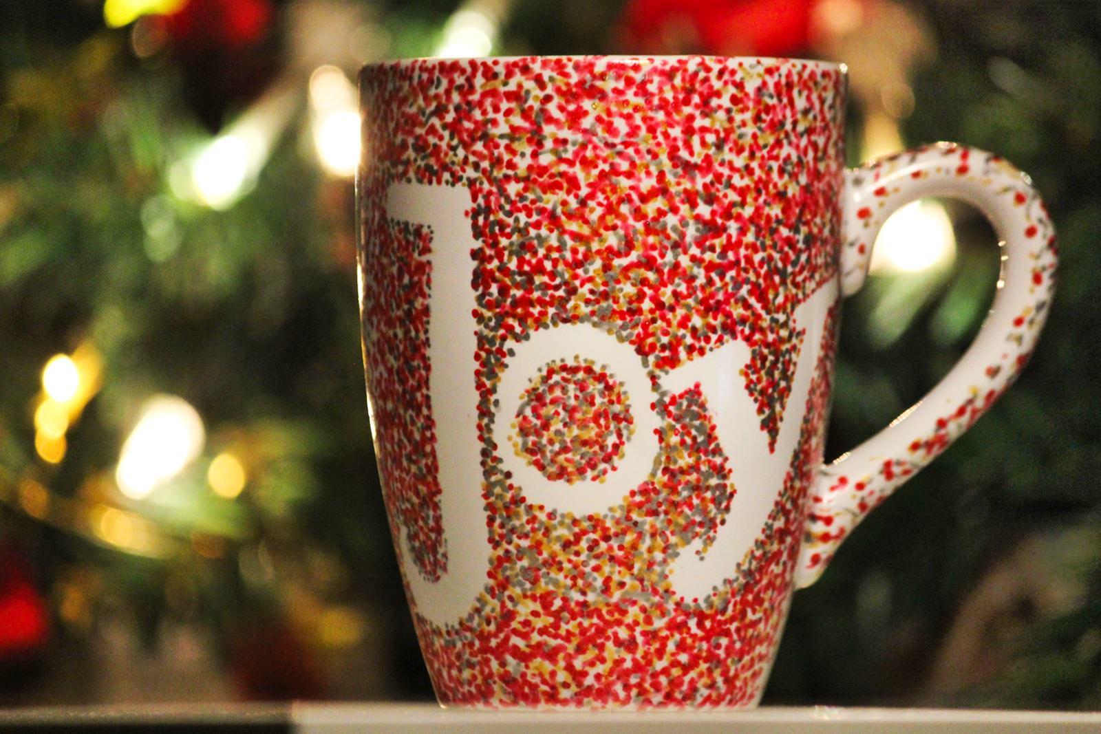 Selfmade Christmas Mug DIY