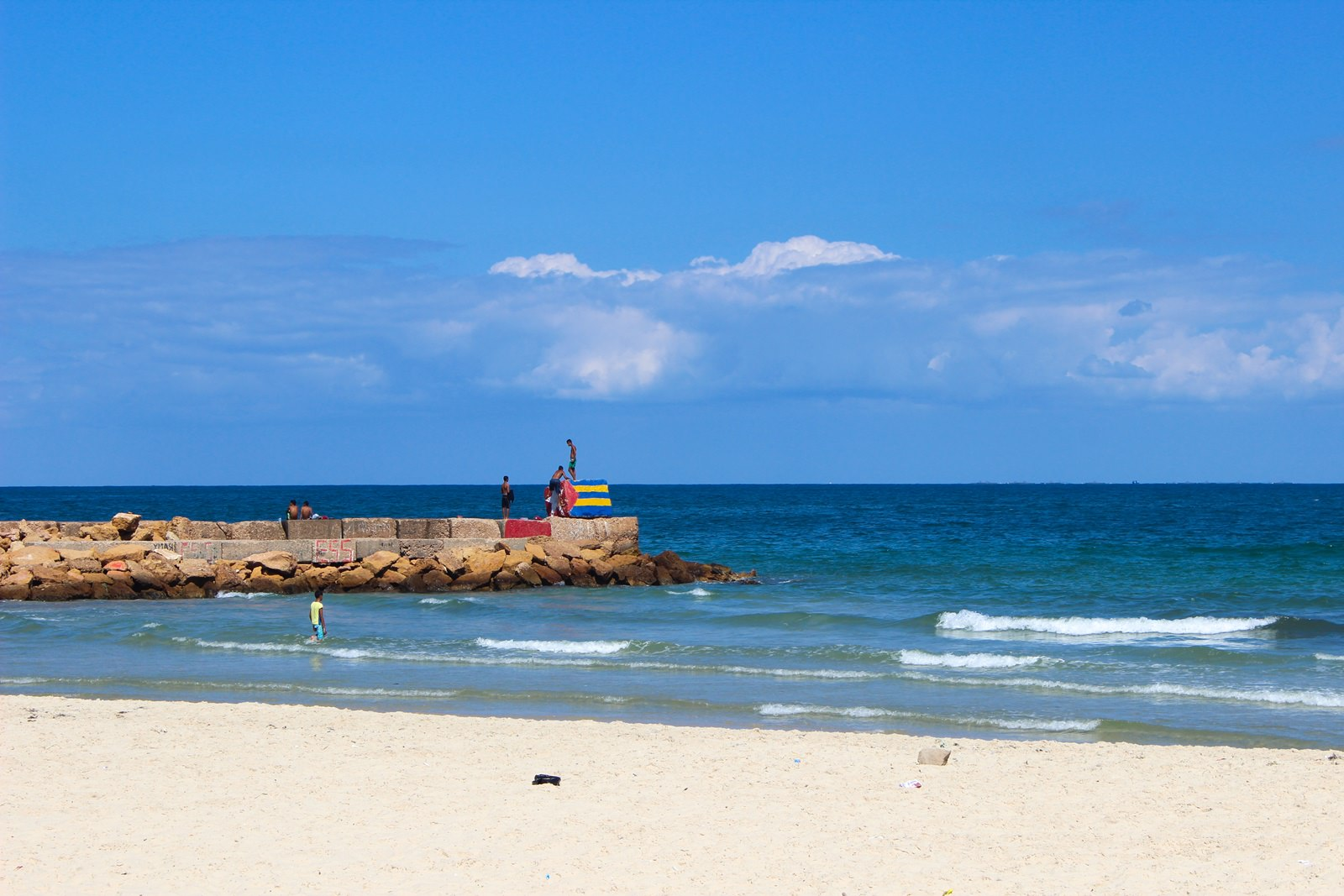 Strand in Sousse