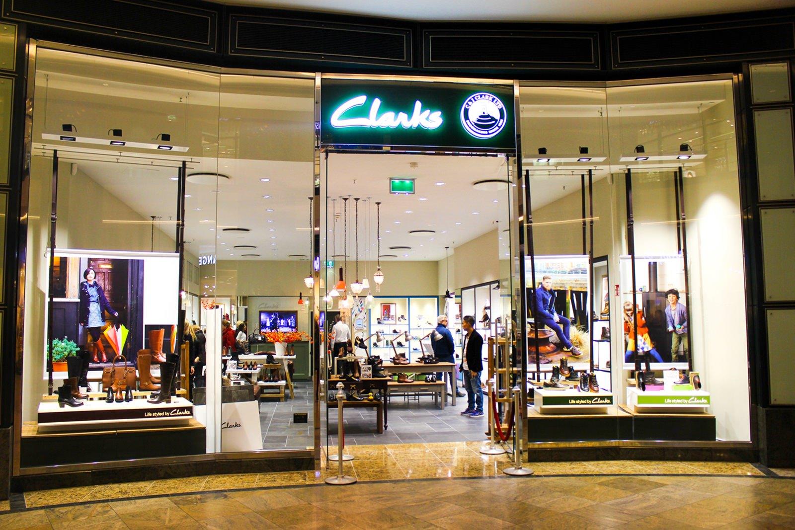Clarks Store Opening im Centro Oberhausen Des Belles