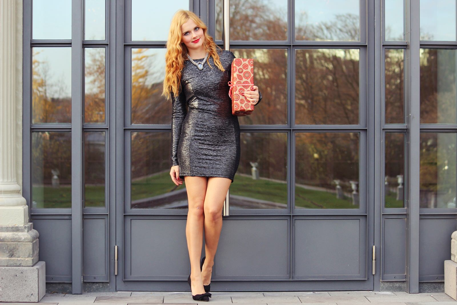 Outfit: It\'s time to celebrate christmas - Des Belles Choses ...