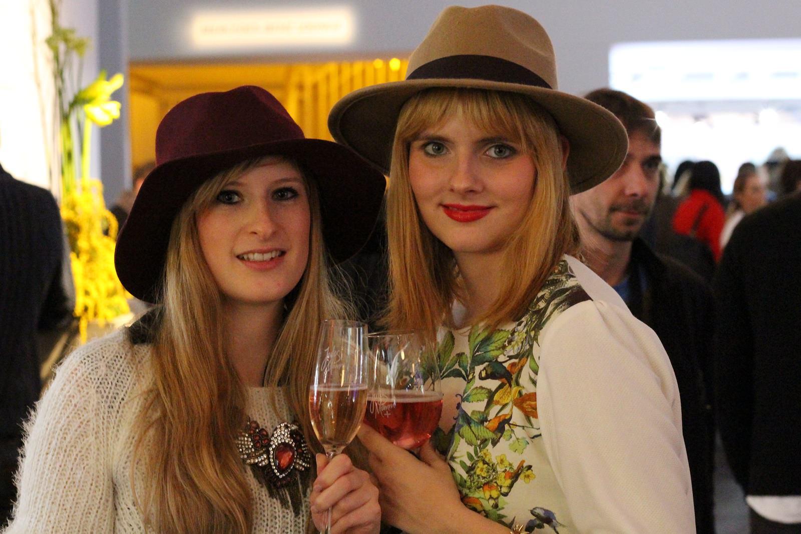 MBFW 2015 Brini und Julia