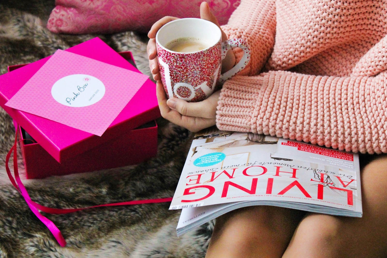 Pink Box Januar 1