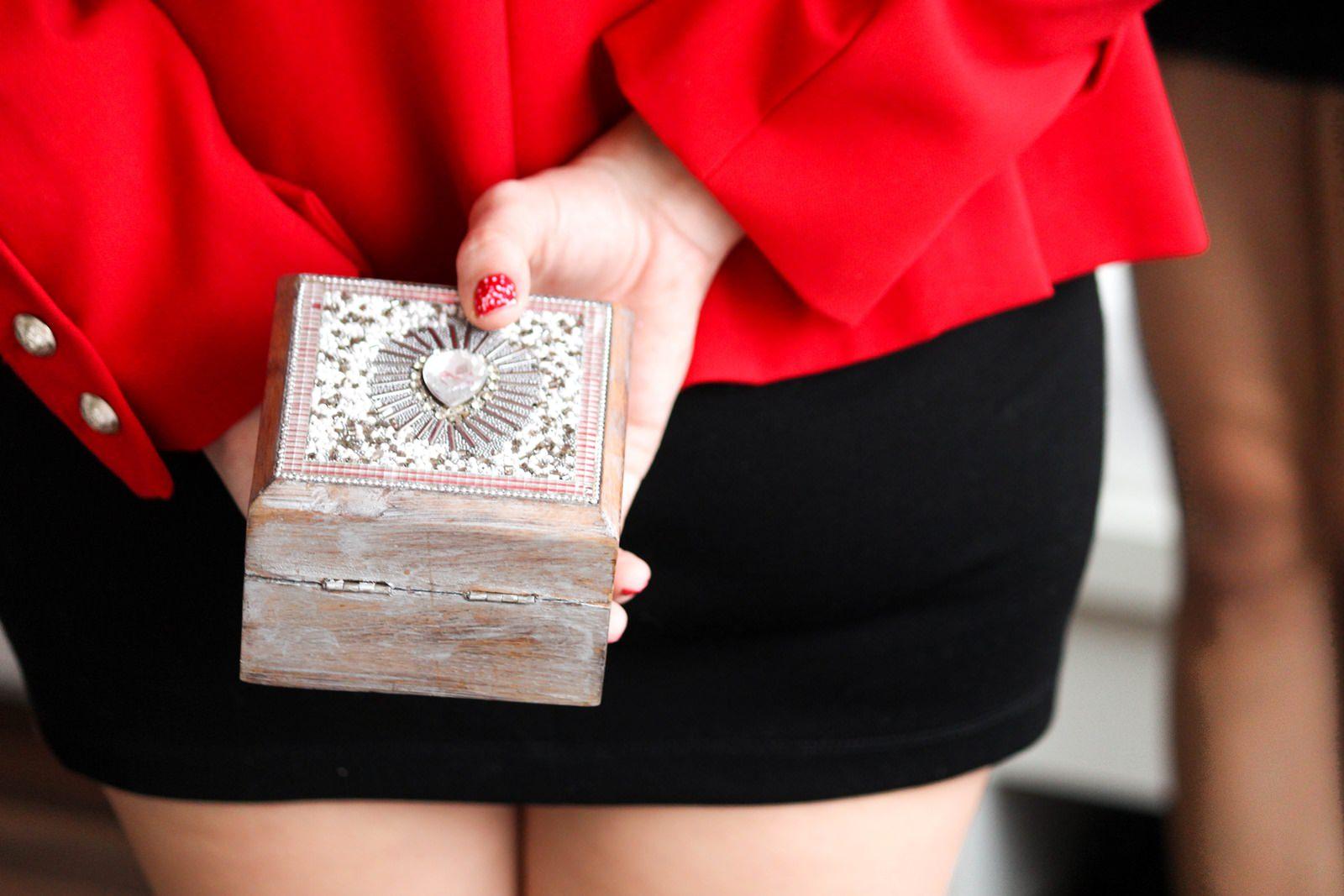 Get ready for Valentinsday - Step 6 Kleine Überraschung