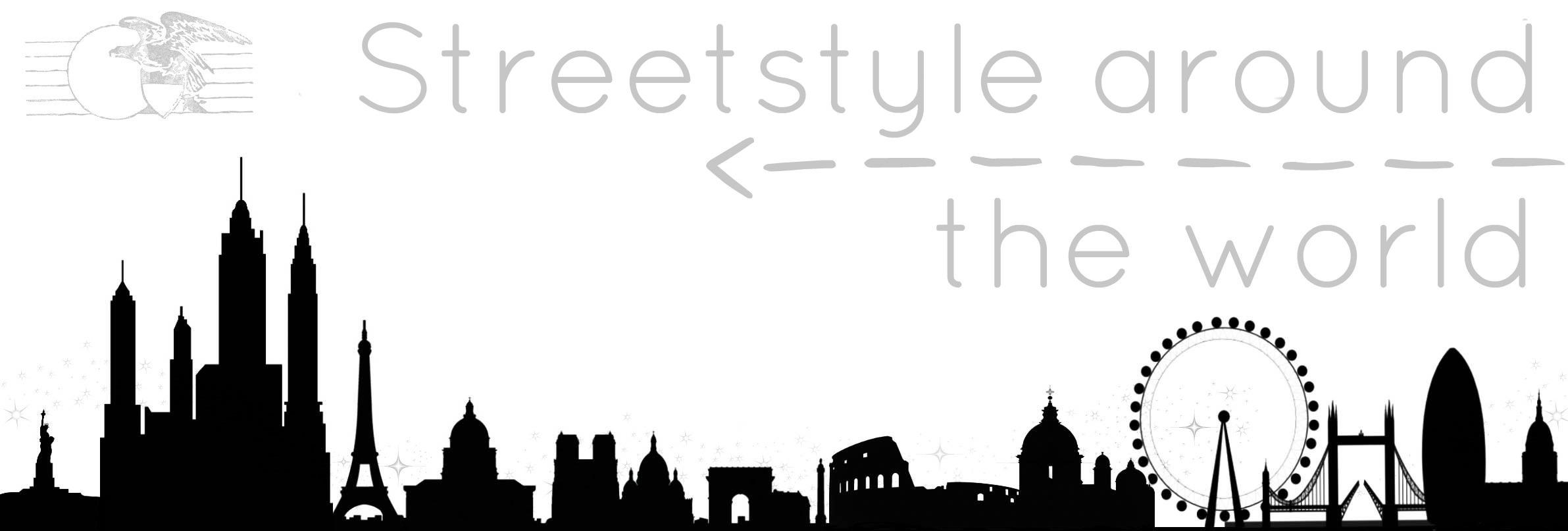 Streetstyle around the world #kölnbloggt