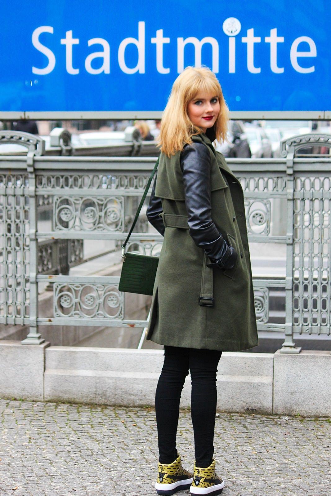 Des Belles Choses - Outfit - Puma Leo Sneakers 1