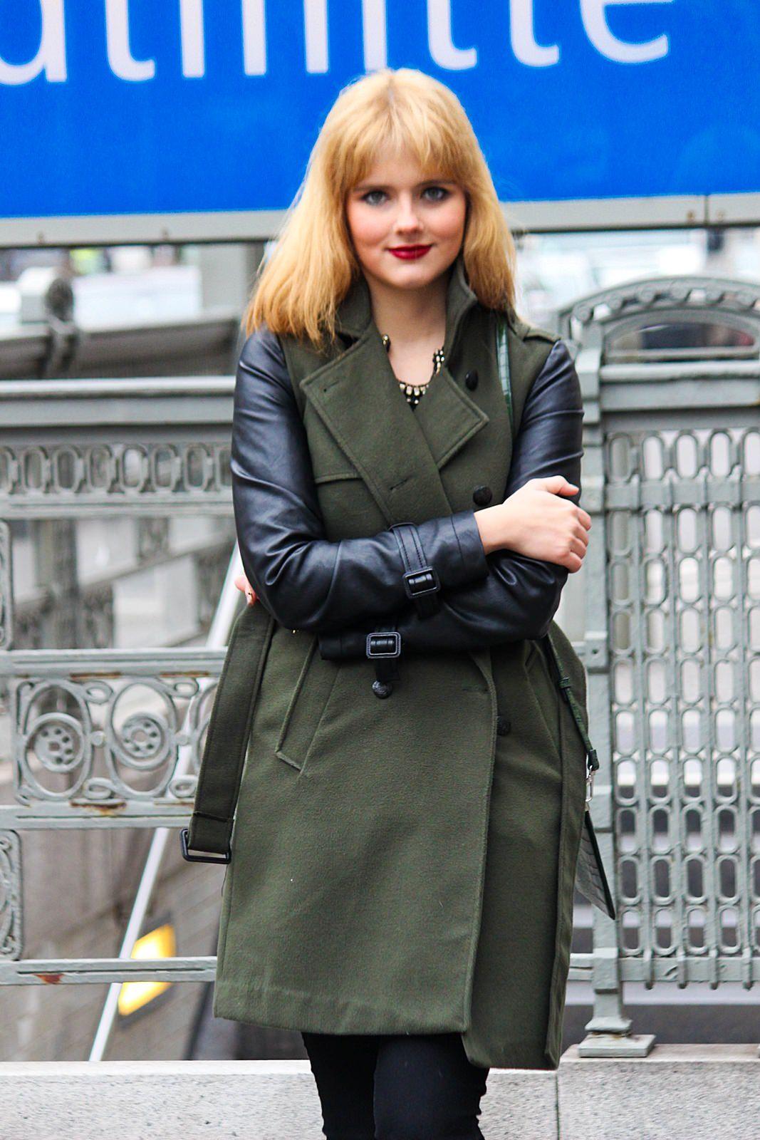 Des Belles Choses - Outfit - Puma Leo Sneakers 3