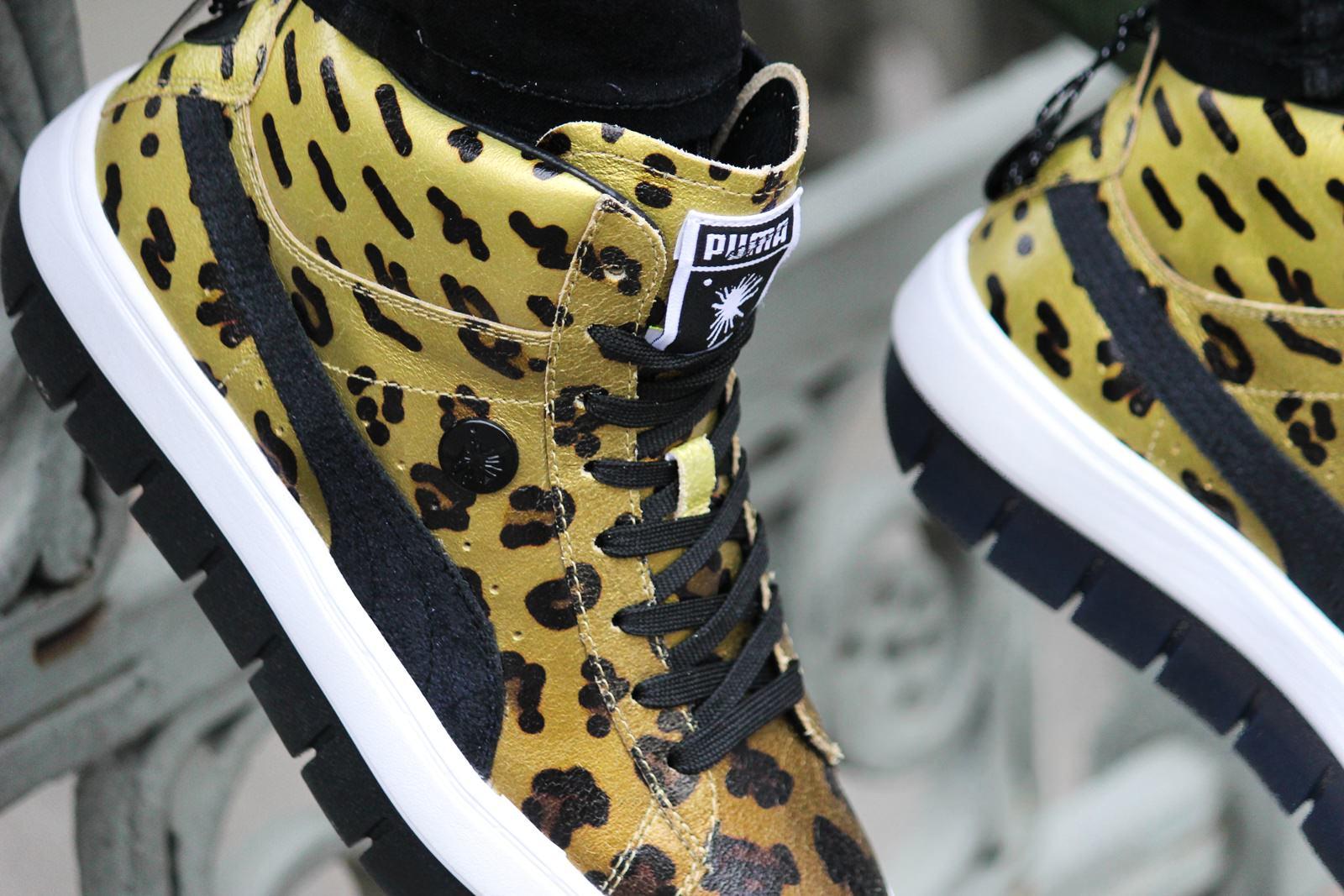 Des Belles Choses - Outfit - Puma Leo Sneakers 7