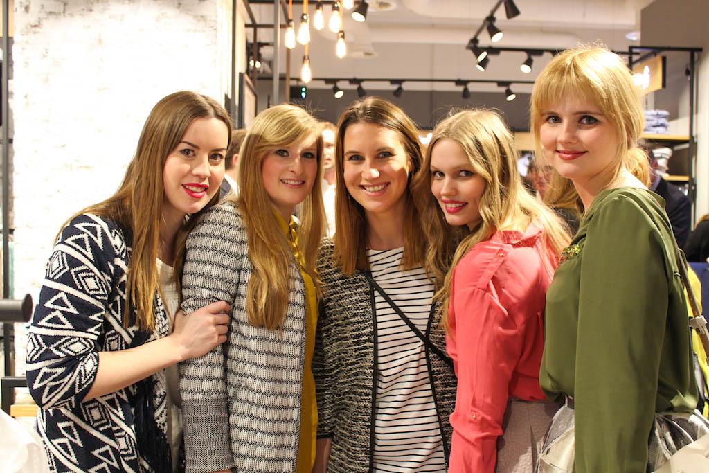 Des Belles Choses - Shop Opening Köln - Seidensticker 1