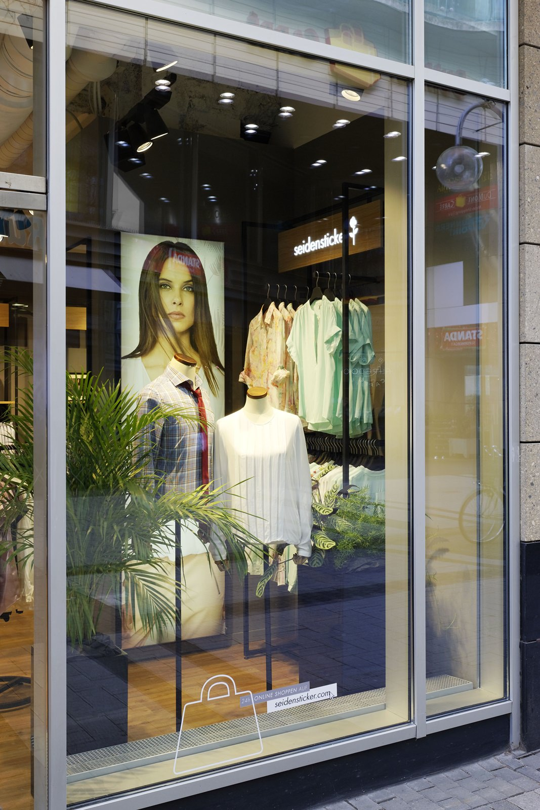 Des Belles Choses - Shop Opening Köln - Seidensticker 4