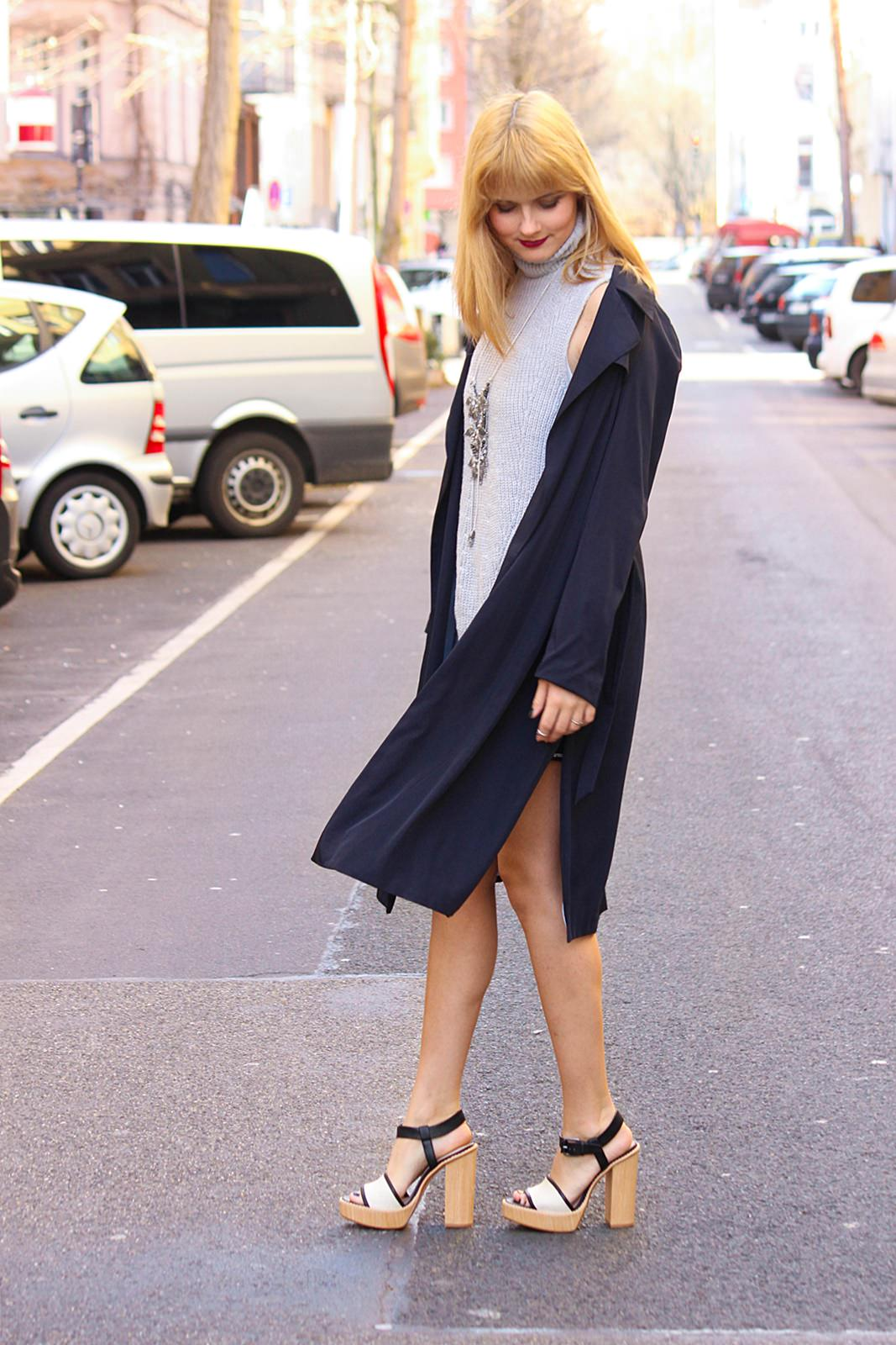 Outfit - Big city love- Zara Trenchcoat 2