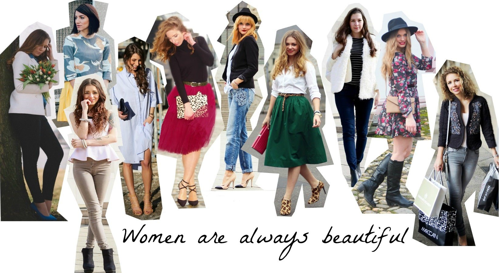 Weltfrauentag - Wome are always beautiful
