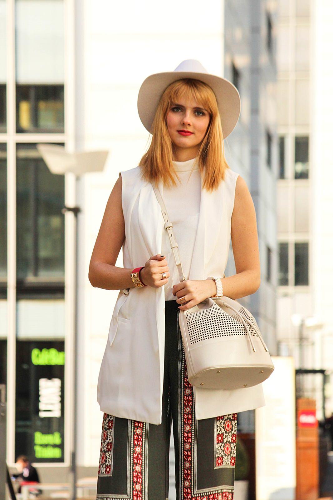 Des Belles Chosea_Fashionblog Cologne_Ethno palazzo trousers_Zara 4