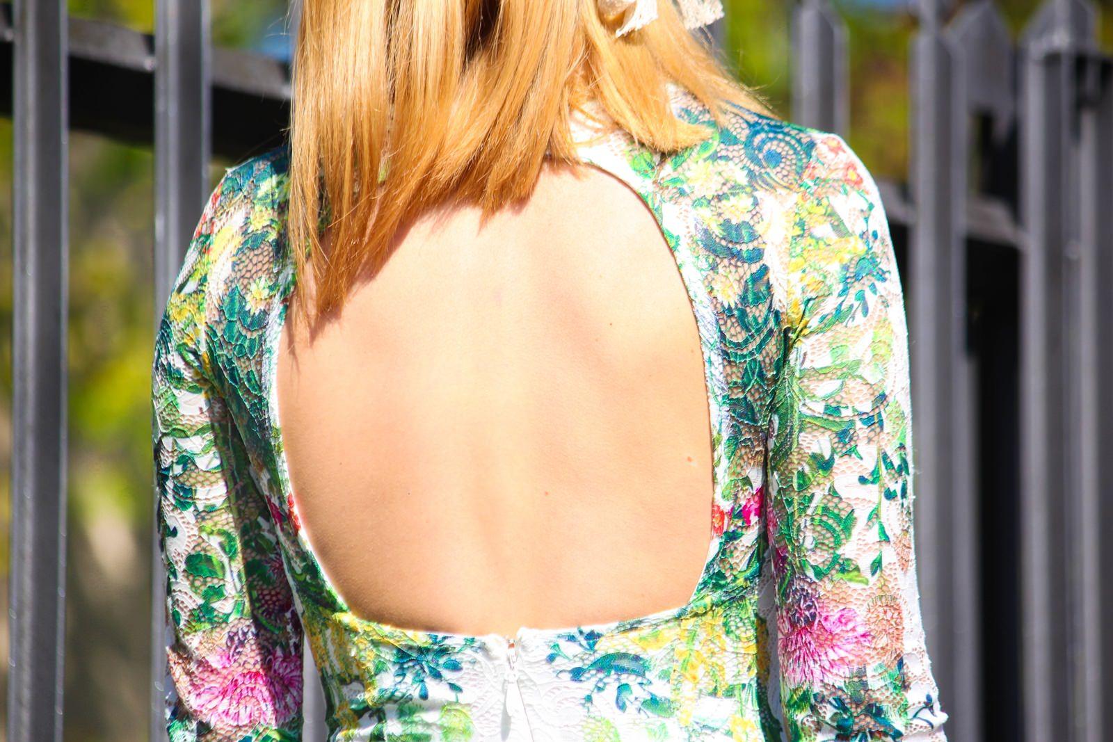 Des Belles Choses_Fashionblog Cologne_Forever 21 Flower Dress 7
