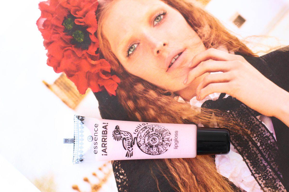 ¡arriba! LE essence - Lipgloss 01 Hola. guapa