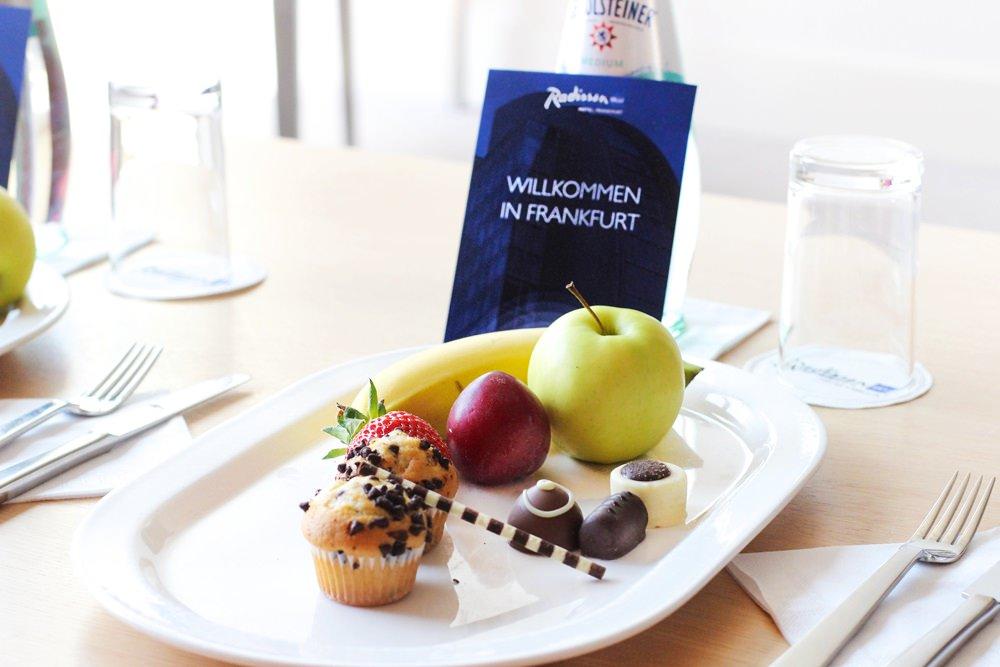 Willkommen im Radisson Blue Hotel Frankfurt