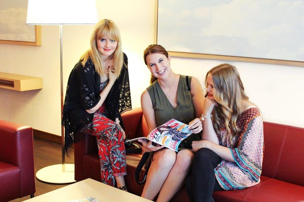 Blogger Workshop im Radisson Blue Hotel Frankfurt - Die Präsidentensuite