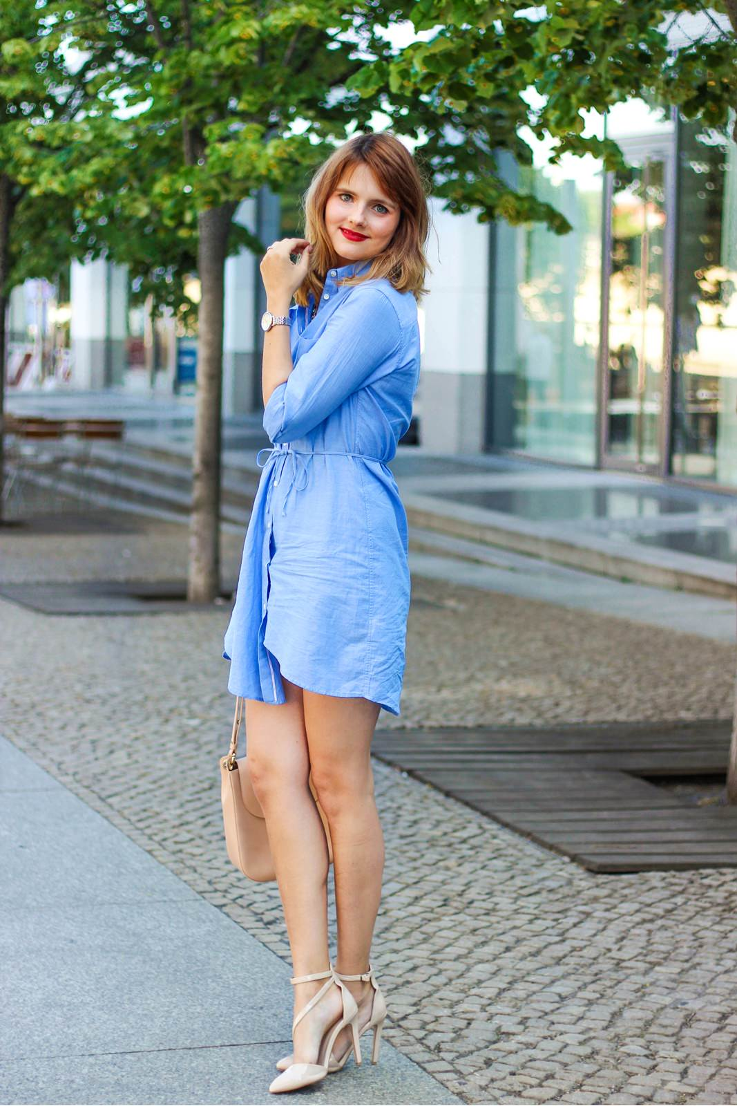 desbelleschoses-gant-hemdkleid-berlin-fashionweek-sommer 6