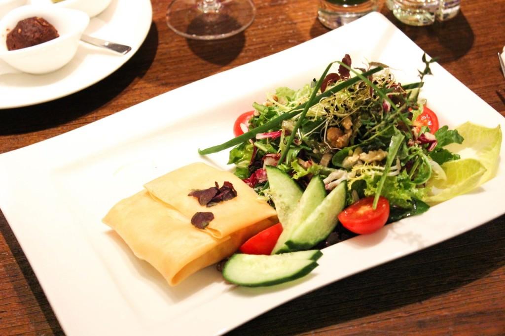 Veganes und vegetarisches Essen im Amado Verde in Düsseldorf