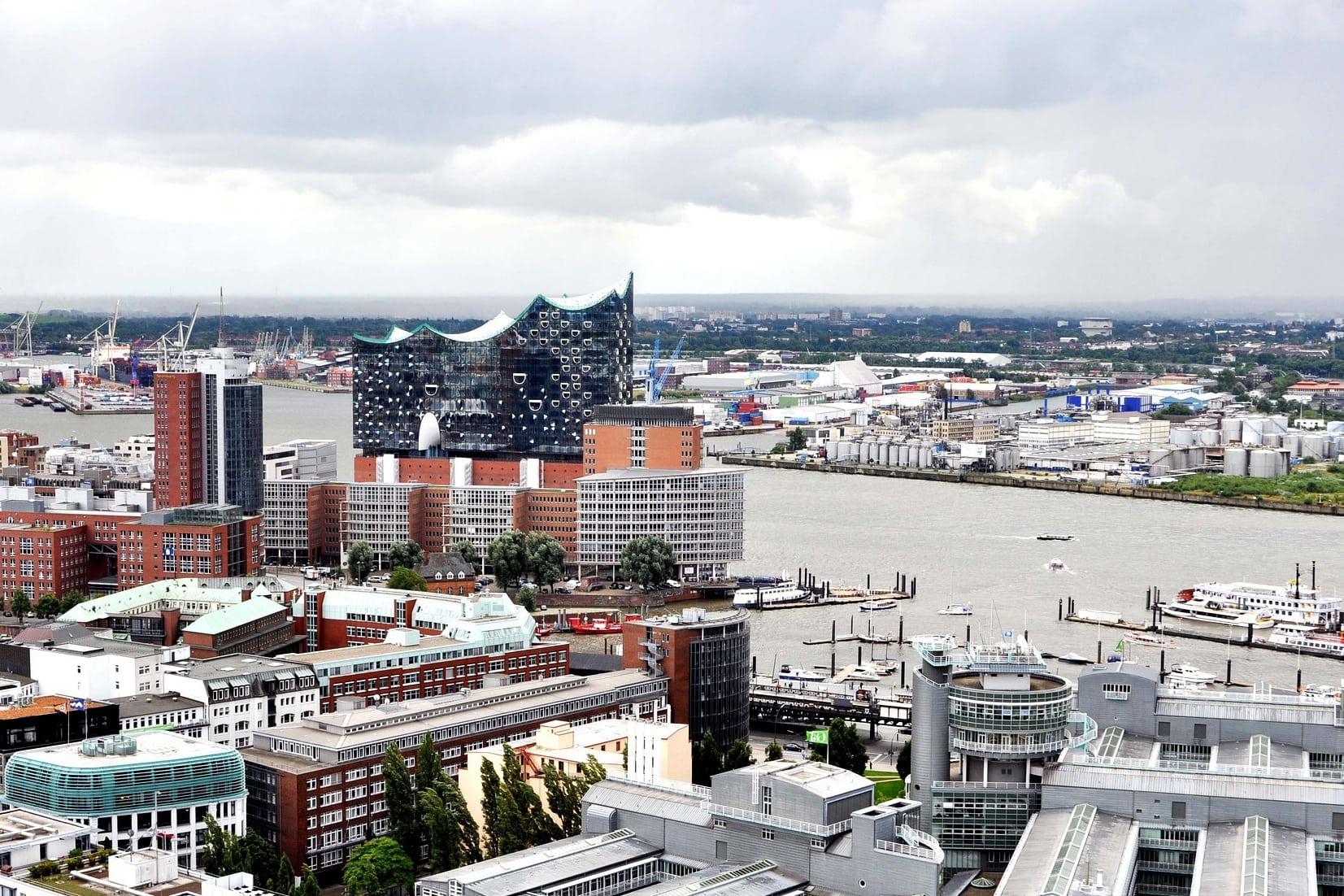 Ein Wochenende im Radisson Blu Hotel Hamburg Airport