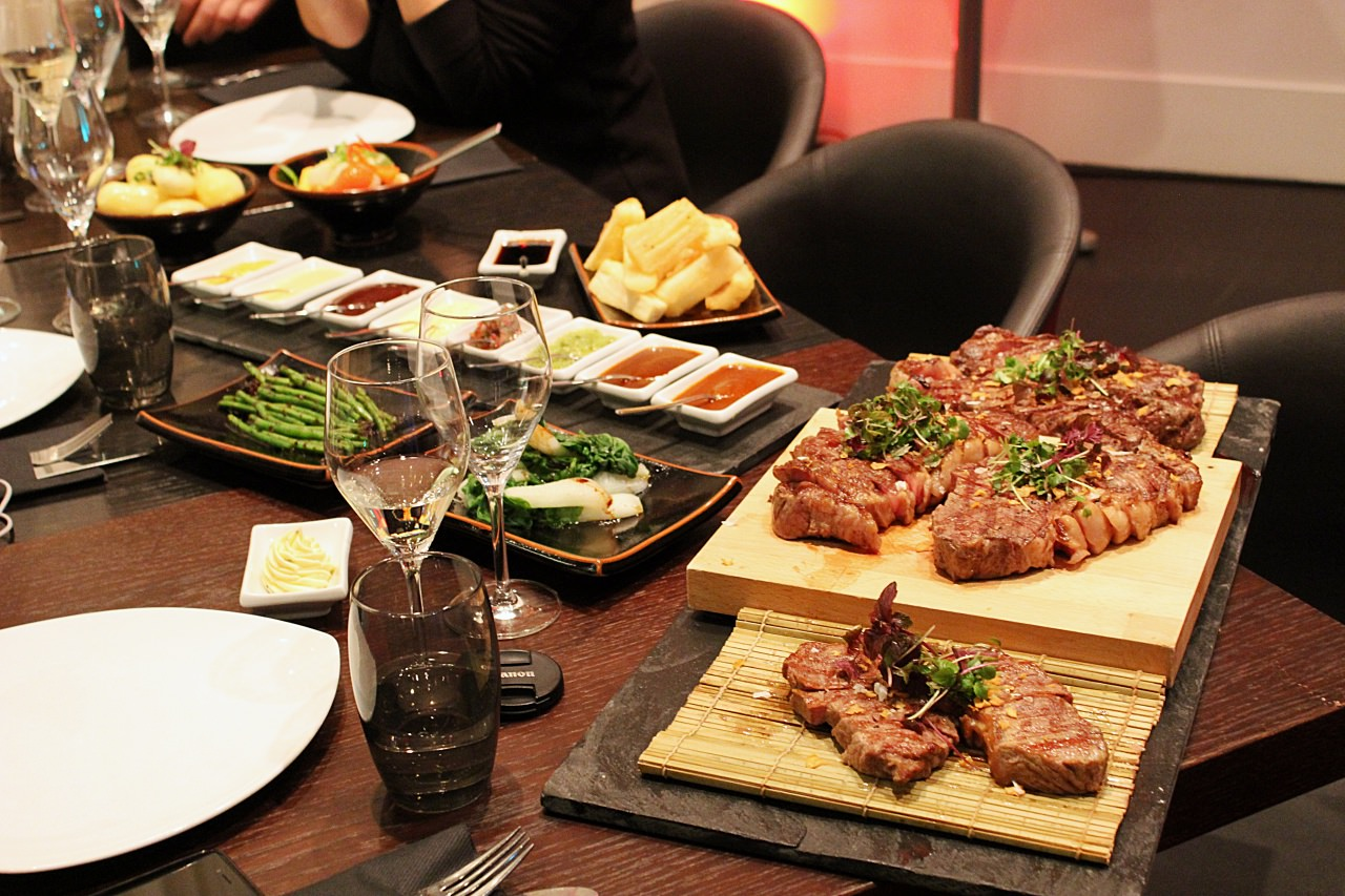 restaurant test sushi steak im chino latino in k ln. Black Bedroom Furniture Sets. Home Design Ideas