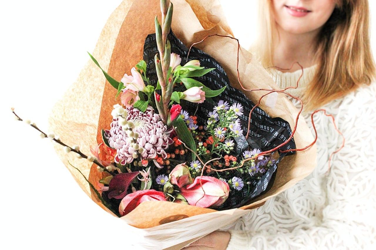 Bloomon im Test Blumen nach Hause liefern lassen