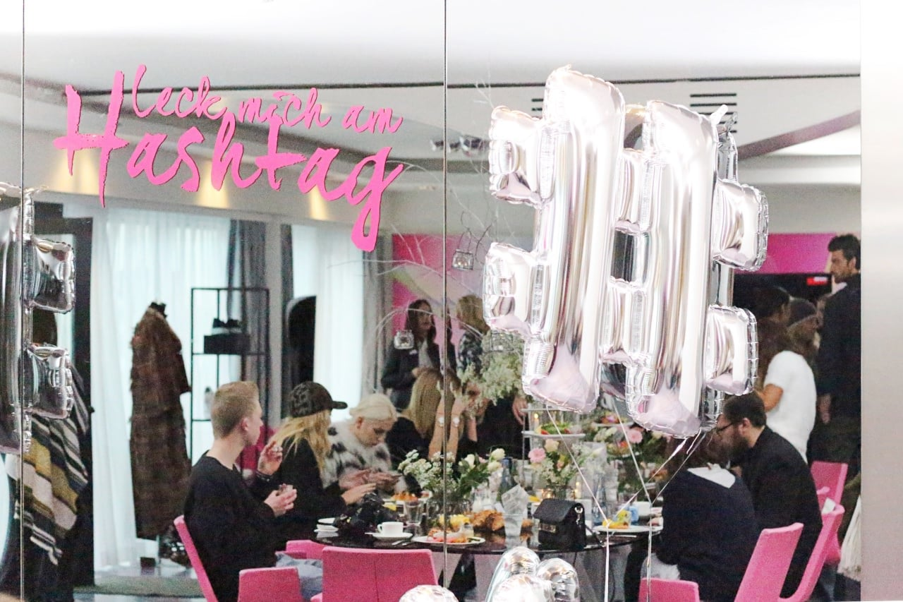 Berlin Fashion Week 2016 – Leck mich am Hashtag Brunch