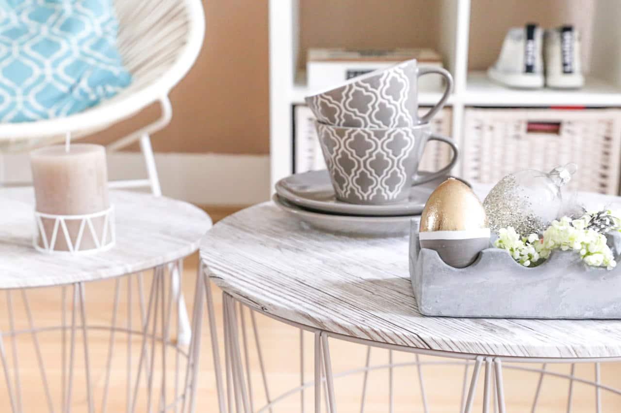 Acapulco Chair*: Impressionen / Osternest: Depot / Tassen: Westwing