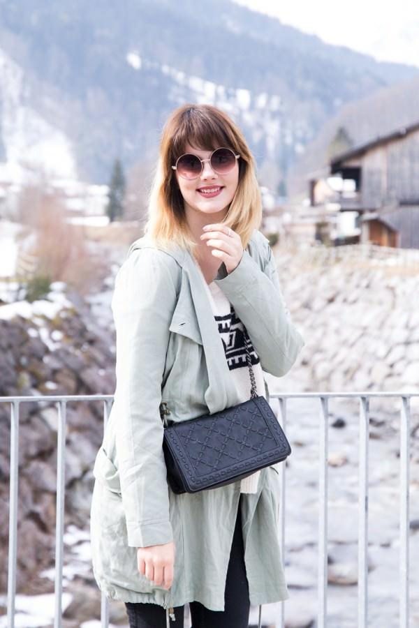 Conleys Parka & Sneakers - mein Outfit in den Bergen