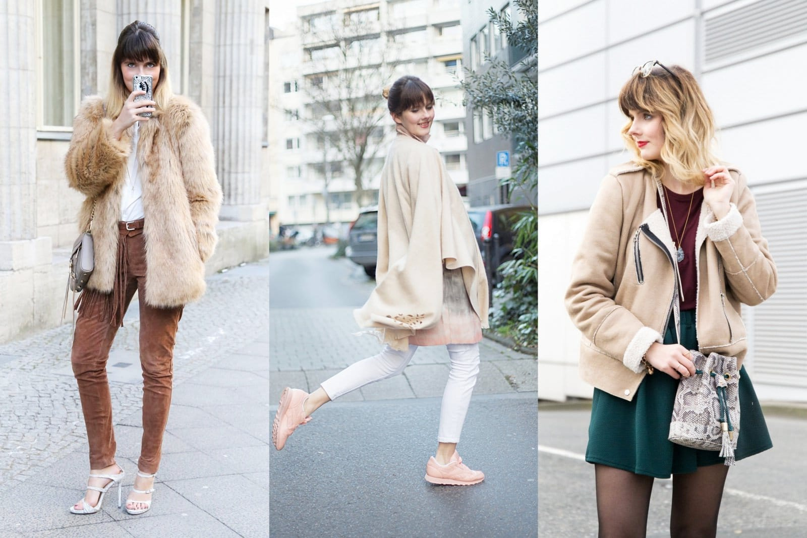 Outfit Review Februar 2014 – Fransen, Fake-Fur & It-Pieces