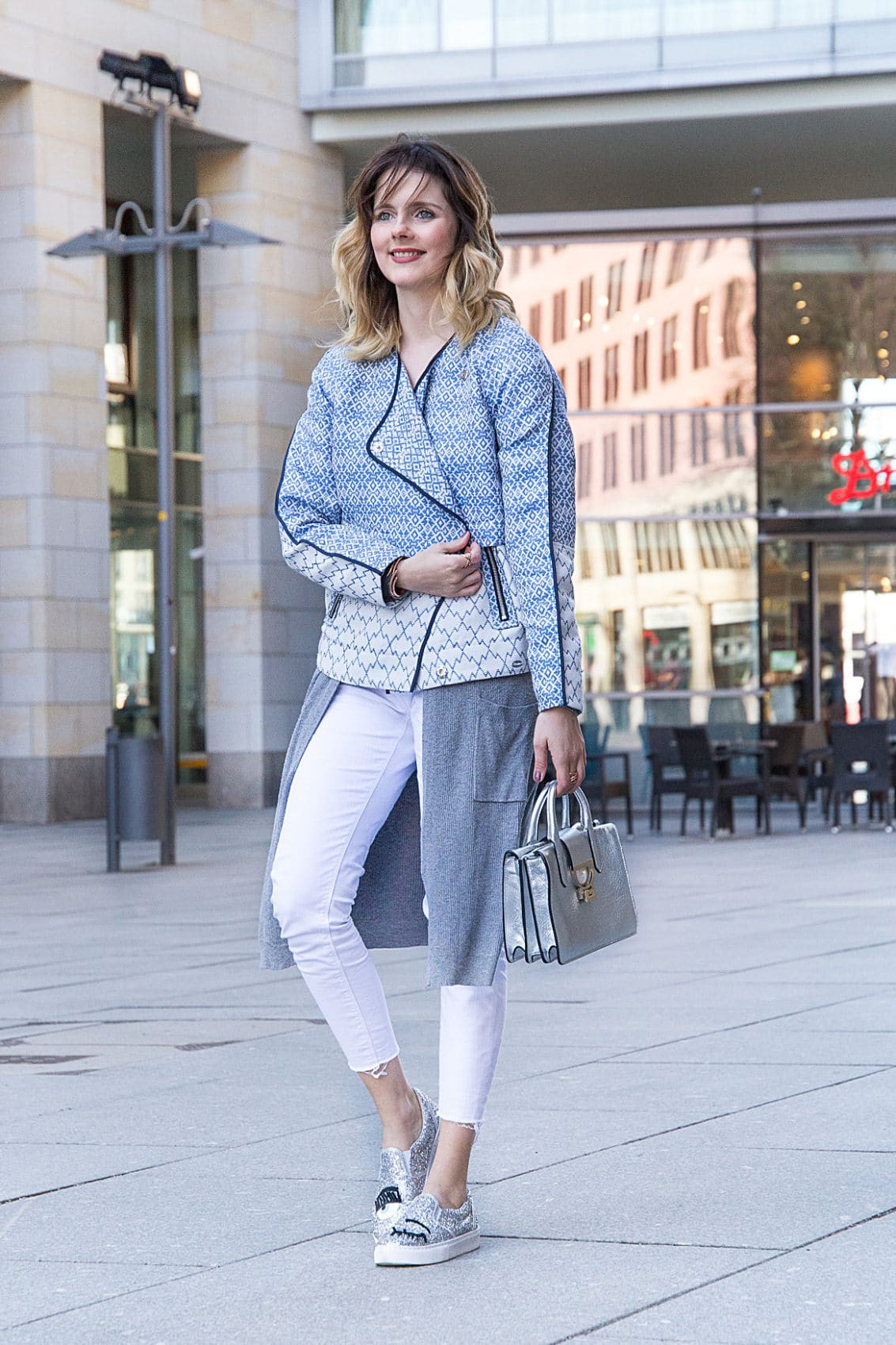 Frühling bei #kölnbloggt – Outfit mit Chiara Ferragni Flirting Loafers