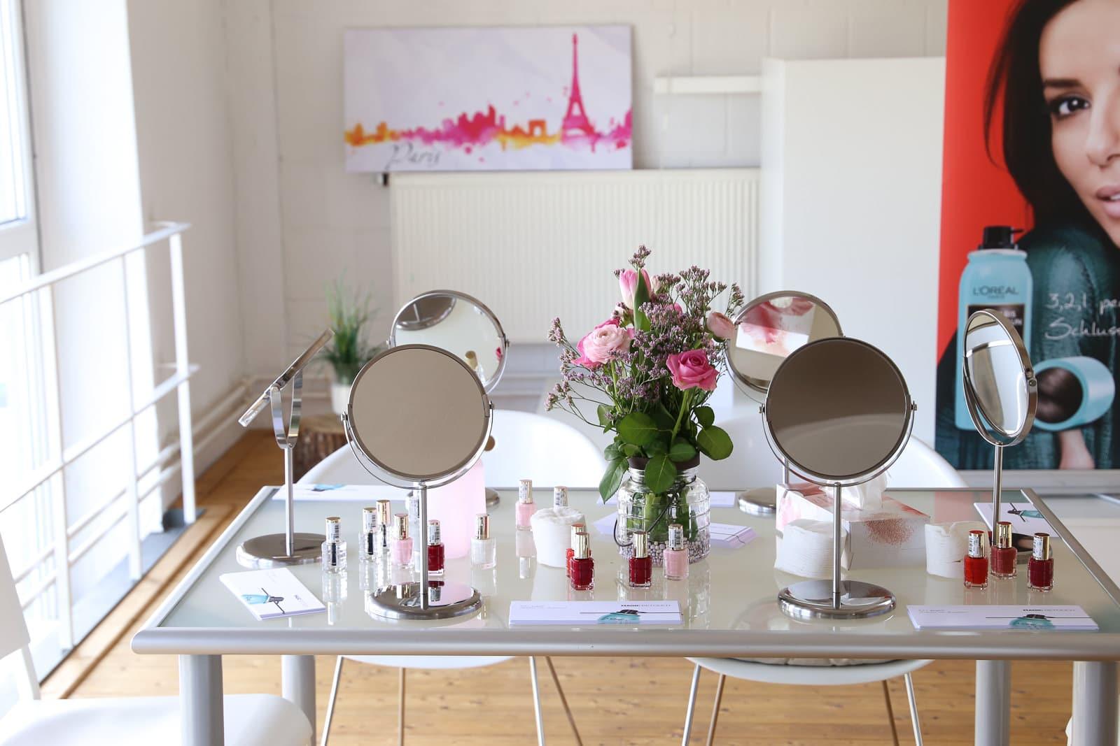 """L'Oréal Paris """"Blogger Launch Event"""": Alle Neuheiten auf einen Blick"""