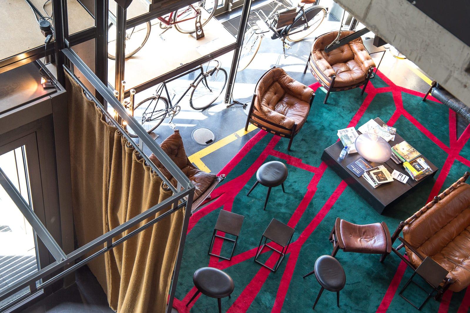 25hours Hotel Hamburg Hafencity – Koje statt Hotelzimmer