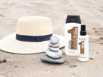 Haarpflegetipps für den Sommer: Revlon Uniq One Coconut