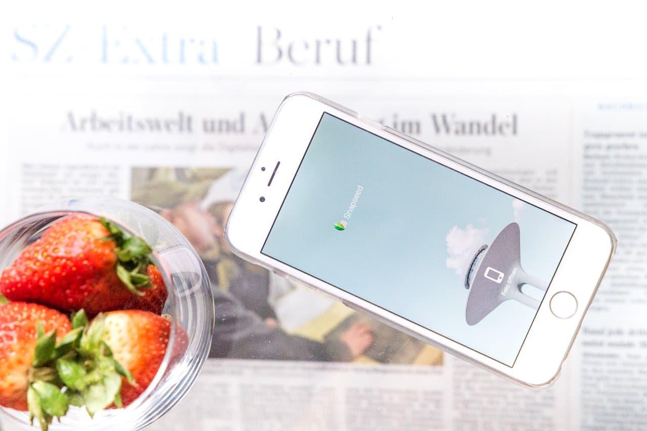 Wort zum Montag: Das perfekte Smartphonefoto – Bearbeitung & Tipps