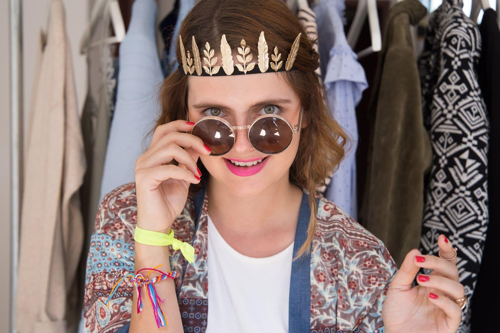 Festival Hair Styles mit Aussie – Step by Step Tutorials