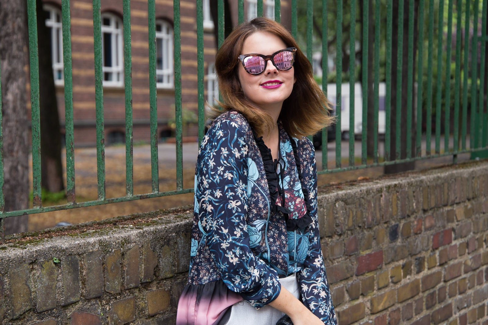 Wie kombiniere ich die Trendhosen Culottes im Herbst?