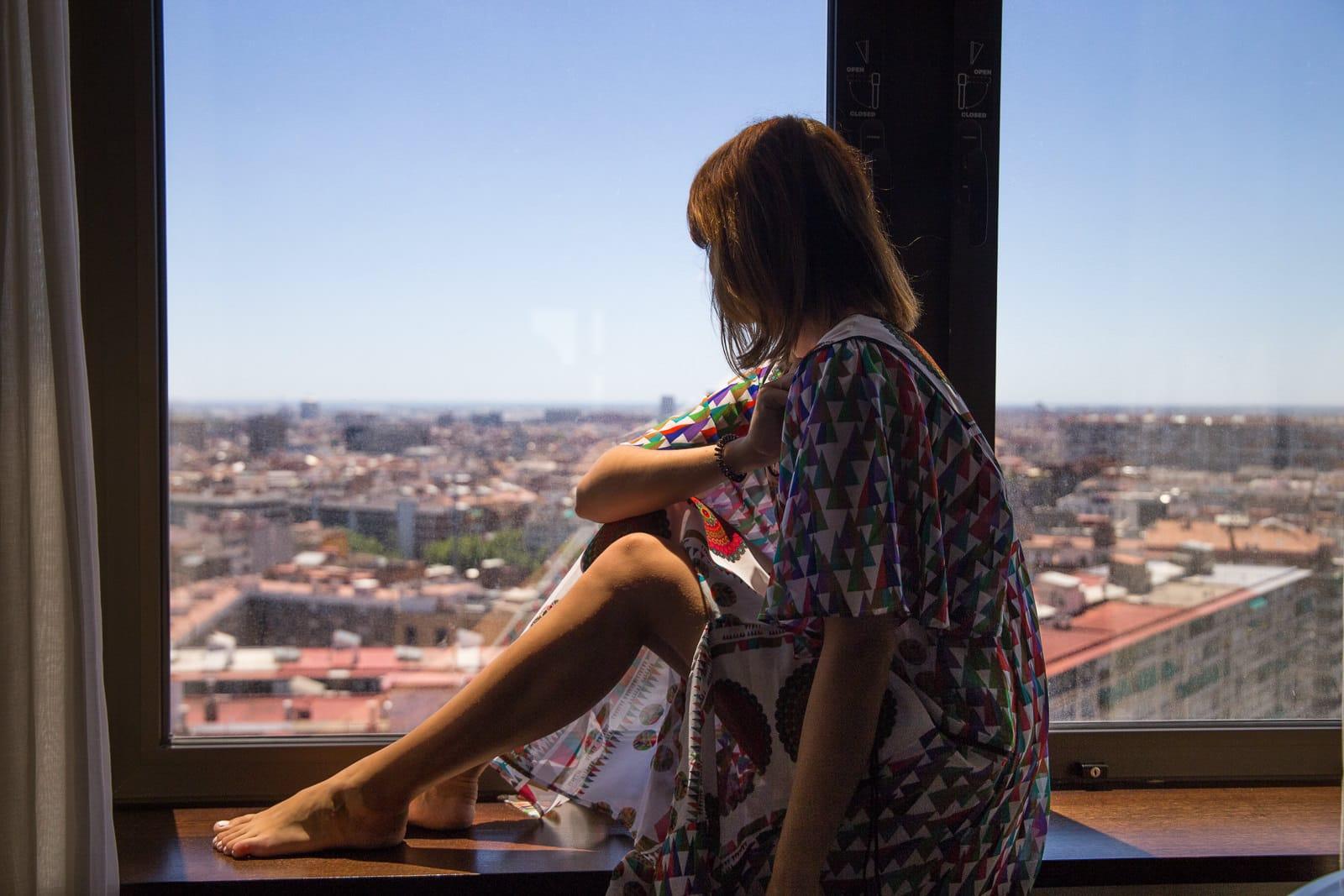 3 Nächte in Barcelona – Meliá Barcelona Sky & Sarria