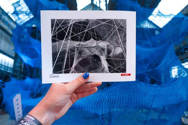 Olympus Perspective Playground 2016 Köln: Eröffnung & Rundgang