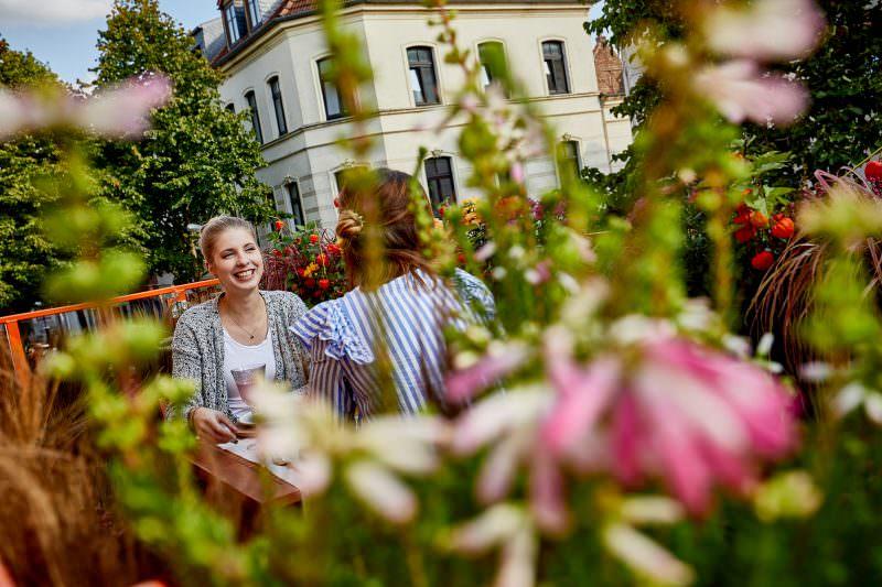 Indian Summer mit Pflanzenfreude.de: Mein Balkon für einen Tag