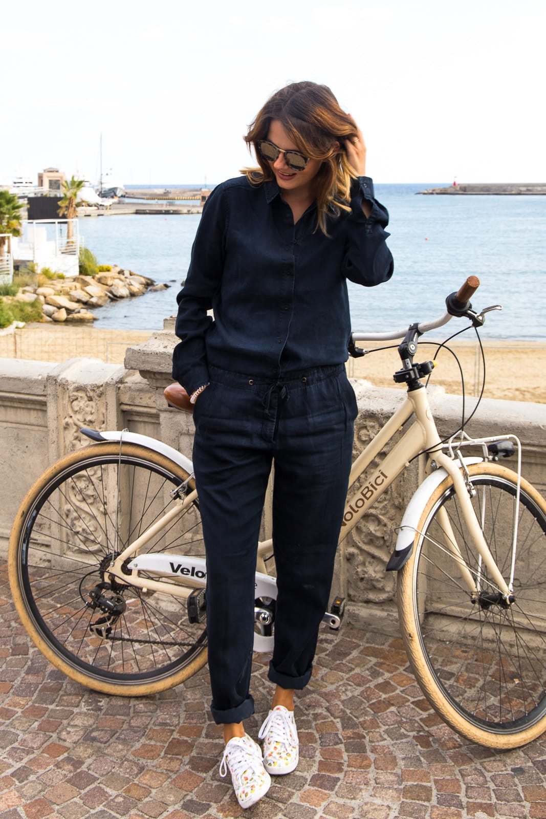 Italienische Riviera – Unterwegs mit dem Fahrrad
