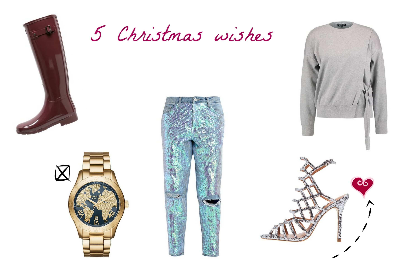 Happy christmas dreams: Gewinne deine Zalando Wishlist!