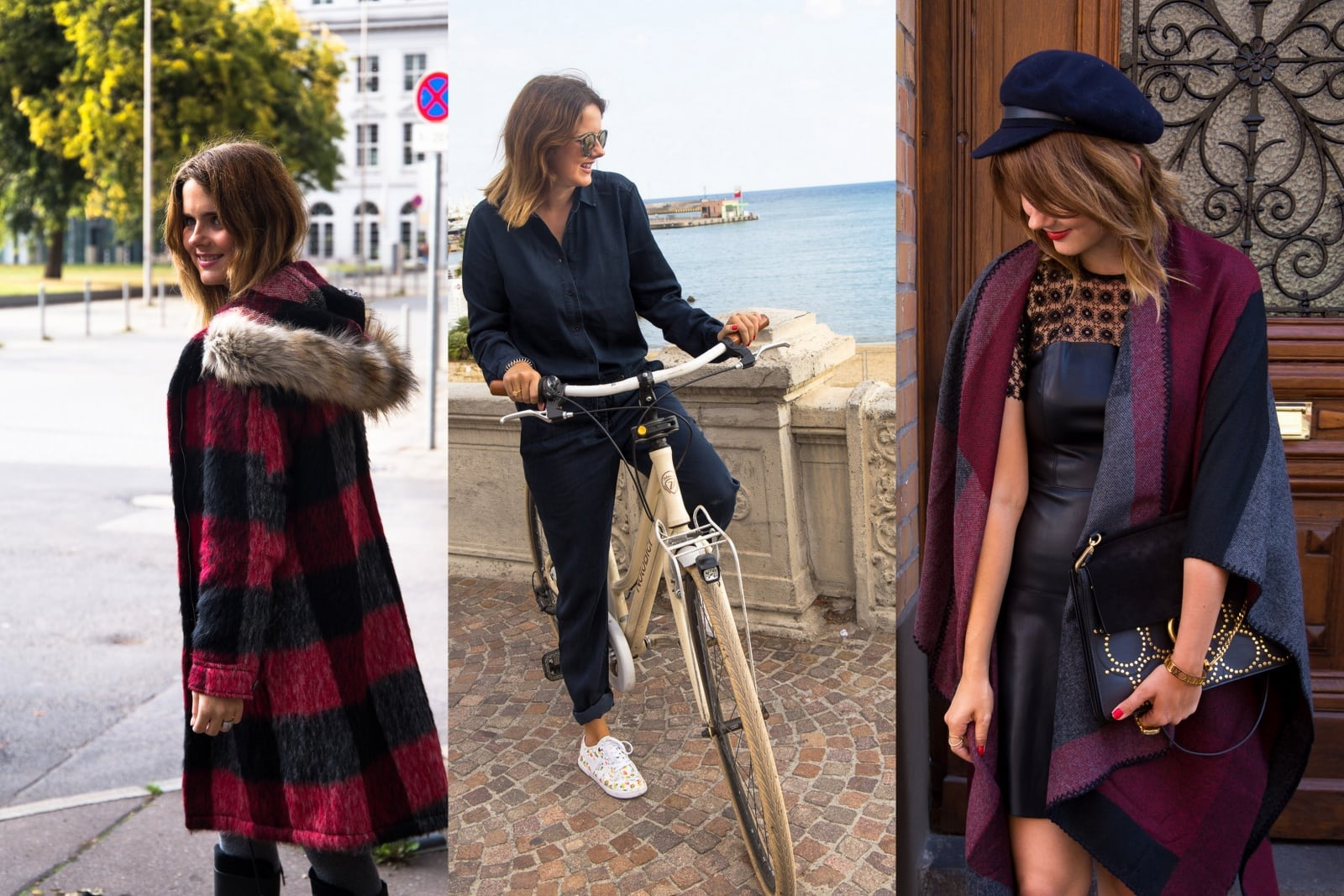 Outfit Review Oktober 2016: Herbst Streetstyles