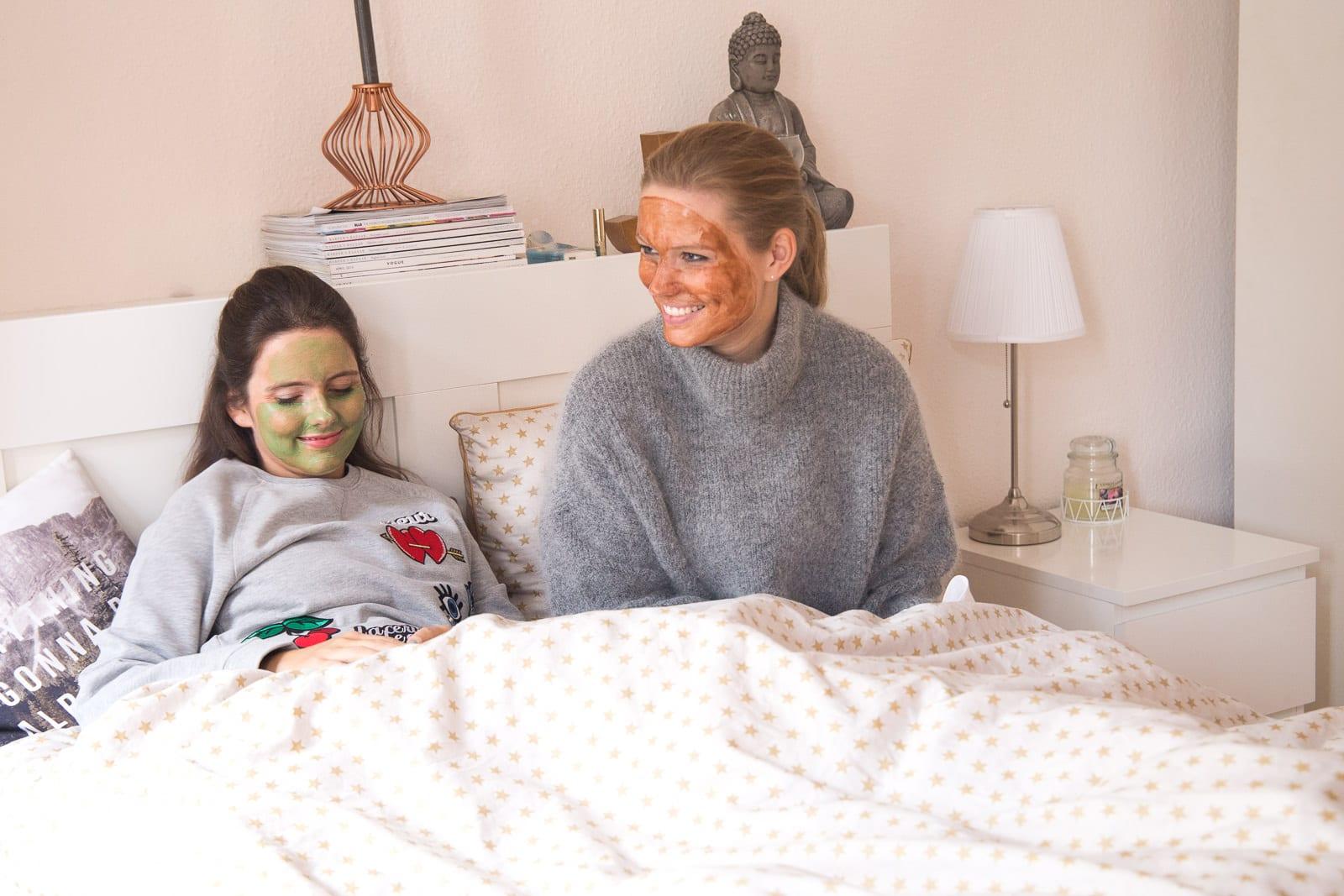 30 Minuten Beauty Programm: Ernährung, Fitness & Gesichtspflege